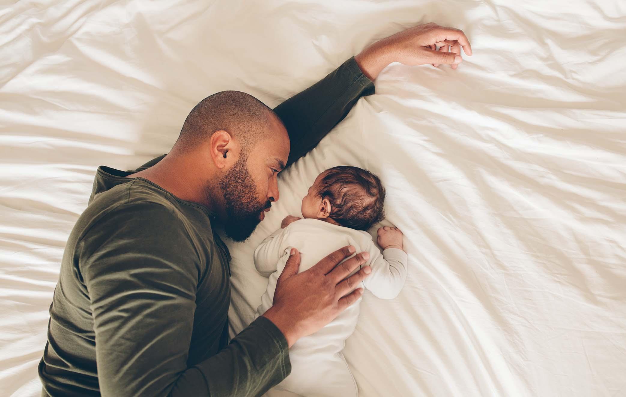 Custodia compartida progesiva para un bebé lactante