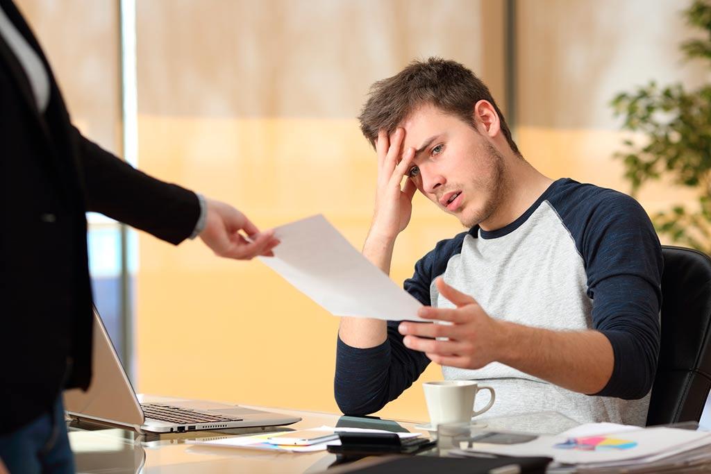 Las 4 causas de despido laboral objetivo